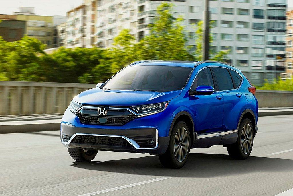 美規雖然已經在2019年底推出Honda CR-V小改款車型,但礙於日本導入時間...