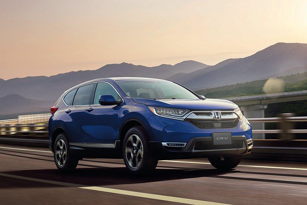 日本市場販售的Honda CR-V提供1.5L汽油渦輪以及 e:HEV複合動力兩...