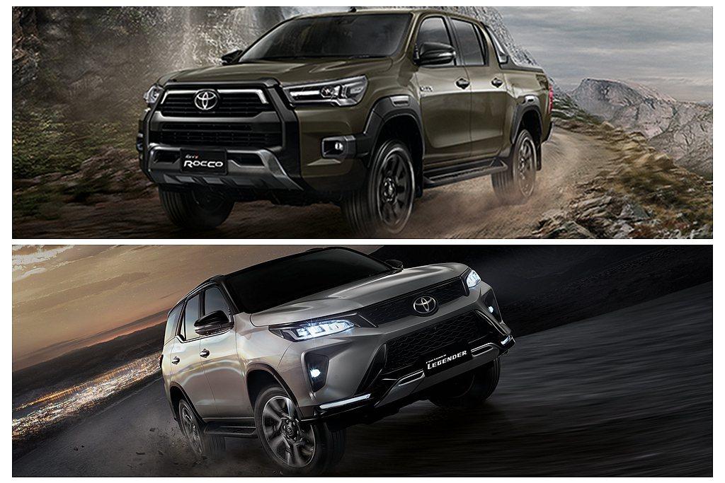 PPV就是採用皮卡車底盤架構轉變而來的多功能車款,如Toyota Hilux的P...