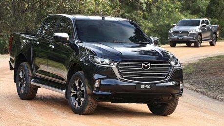 Mazda也有賣皮卡? 新世代Mazda BT-50澳洲發表!