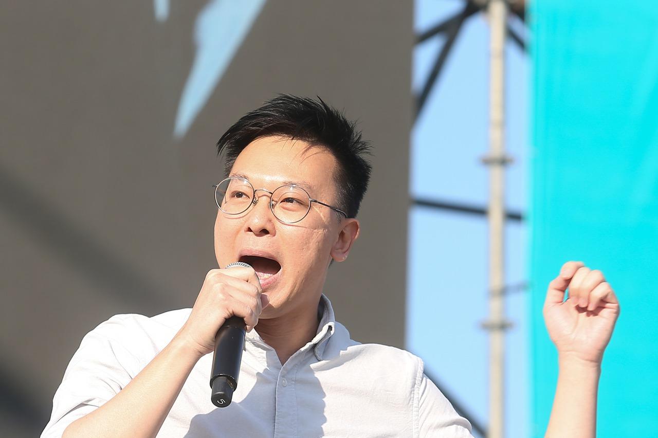 港版國安法通過 林飛帆:一起支持香港 台灣不割席