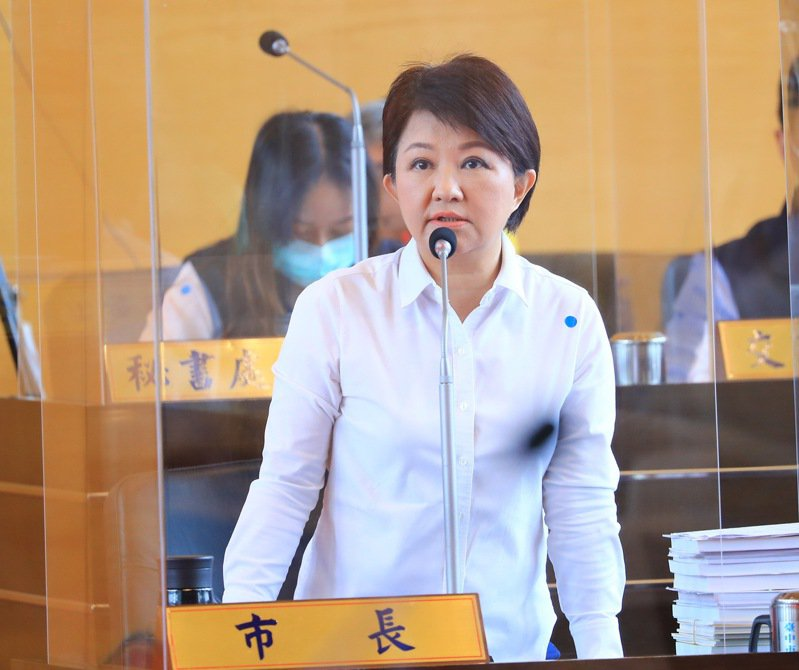 曾當過立委的盧秀燕市長,也認為中央特許的天然氣業者壟斷市場,造成消費弱勢。圖/台中市府提供