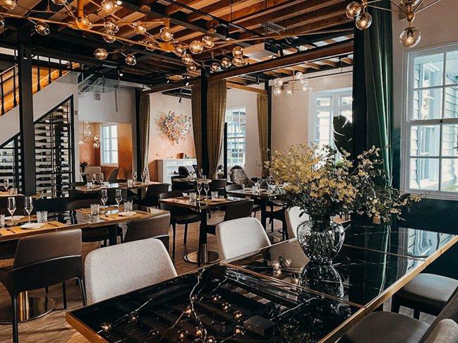 歷史老宅重新被賦予了時尚面貌。圖/CEO1950總裁藝文空間提供
