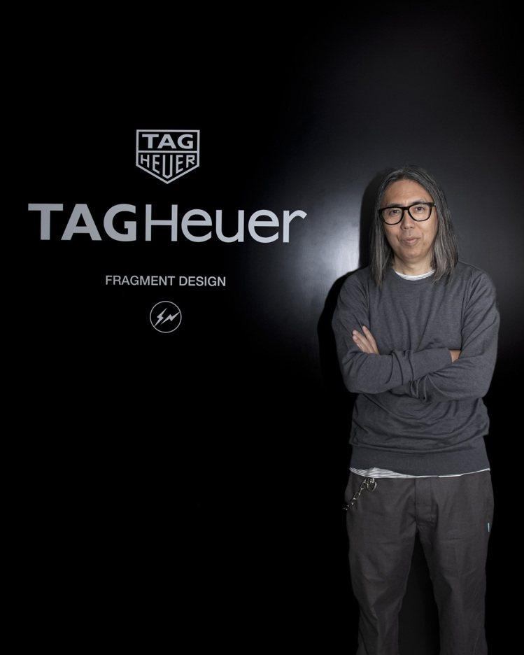 潮流大神藤原浩的FRAGMENT與TAG Heuer再度攜手,創造全新的FRAG...