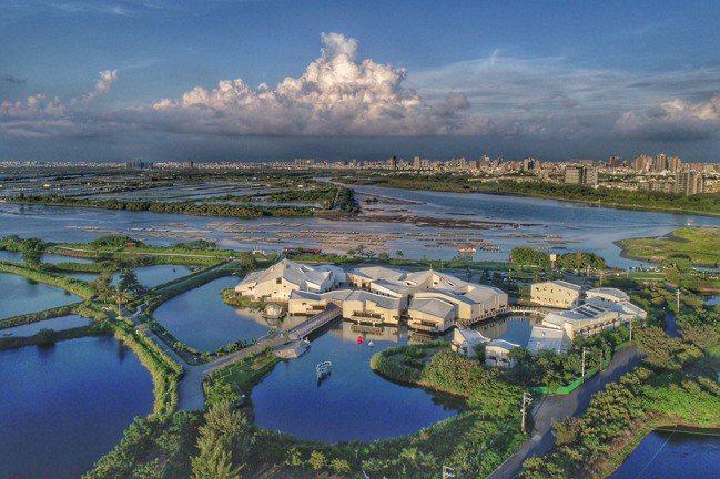 台江國家公園內的四草濕地為國家級濕地,是台南旅遊秘境。圖/沈統斐提供