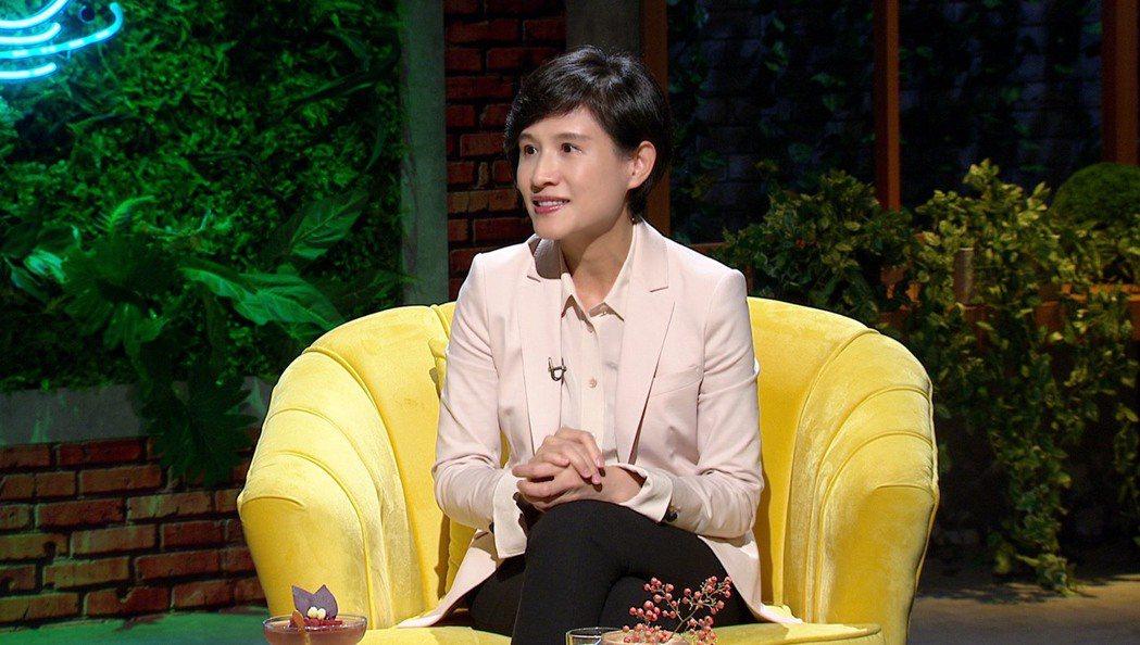 鄭麗君首度分享關於老公的點滴。圖/壹電視提供