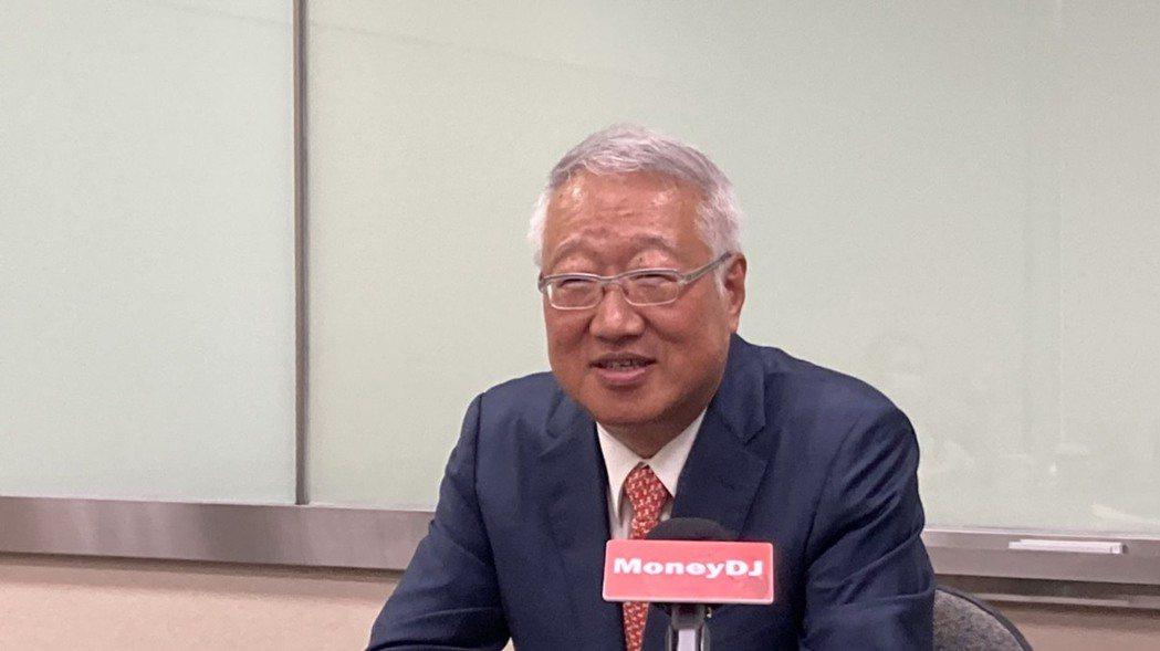 正崴董事長郭台強。記者蕭君暉/攝影