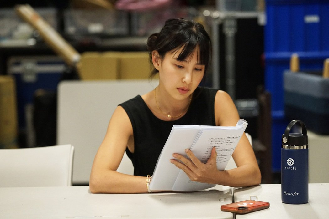 房思瑜在「我們與惡的距離」劇場版中演出「應思悅」。圖/故事工廠提供
