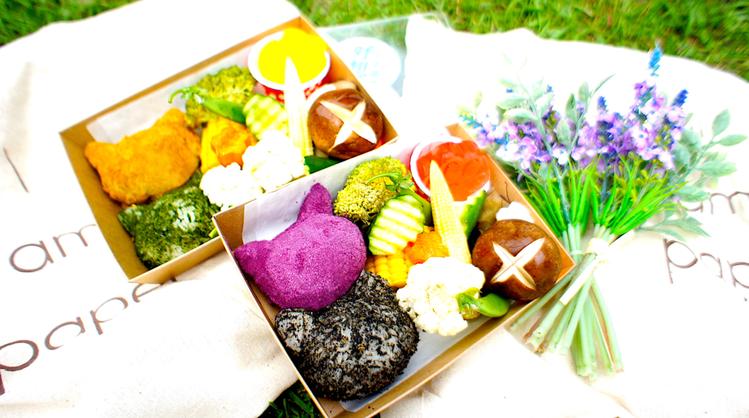 喵星人餐盒。圖/誠品提供