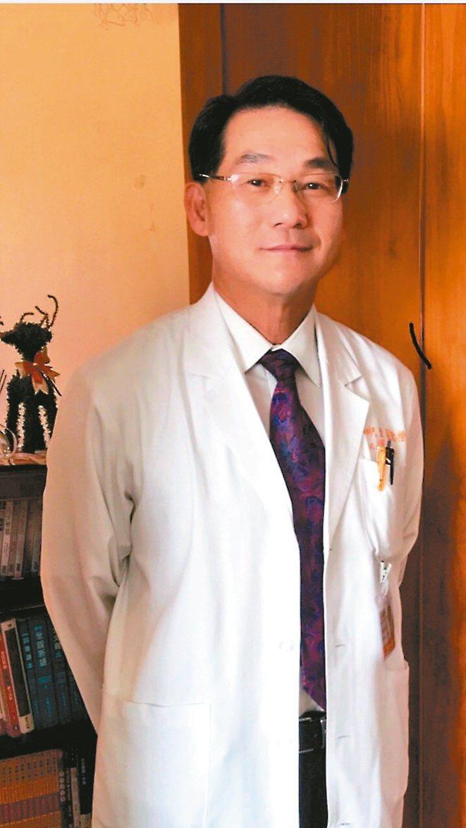 謝明里 林口長庚醫院泌尿科主任 圖╱謝明里提供