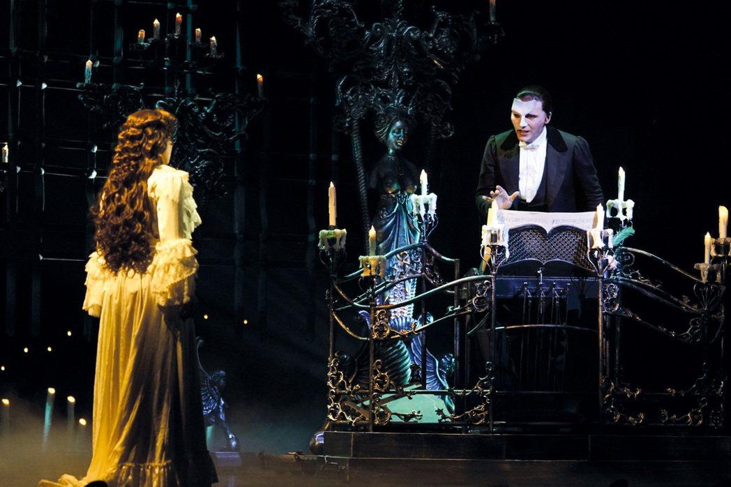 「歌劇魅影」。圖/寬宏提供