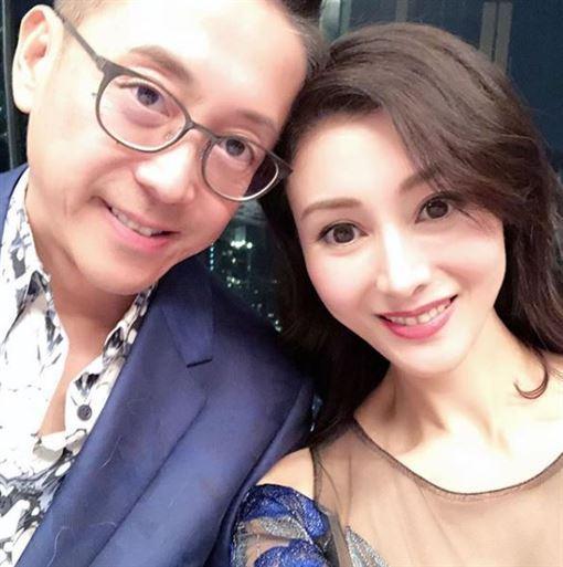 李嘉欣與富商丈夫許晉亨。圖/摘自IG