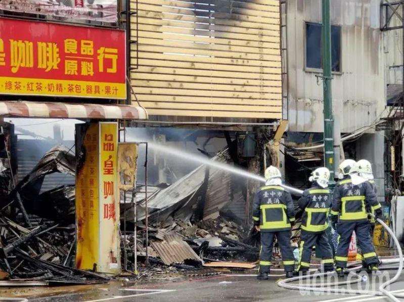 火場第一殺手為濃煙,該如何從火災現場逃生?圖/聯合報系資料照