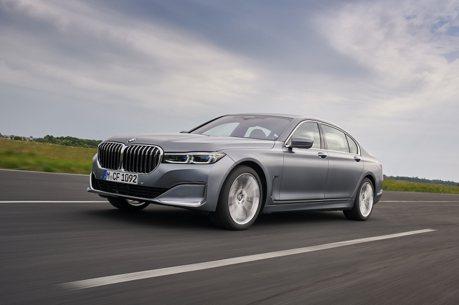 BMW 7 Series獲得動力升級 柴油引擎導入48V輕油電系統