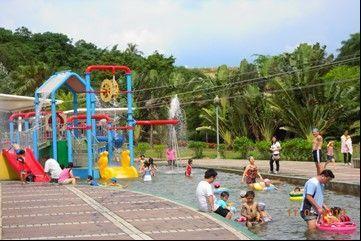 大型遊具區。  嘉南農田水利會 提供