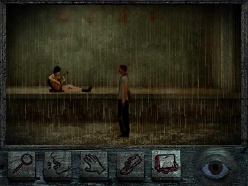 在這次的第三展區,將可以玩到《返校》的原型遊戲 圖:聯合數位文創提供