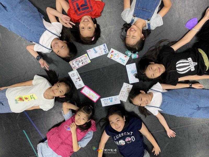 宜蘭綠舞攜手果陀劇團,8月將推出「狐狸忍者物語」兒童創意戲劇夏令營。 綠舞/提供