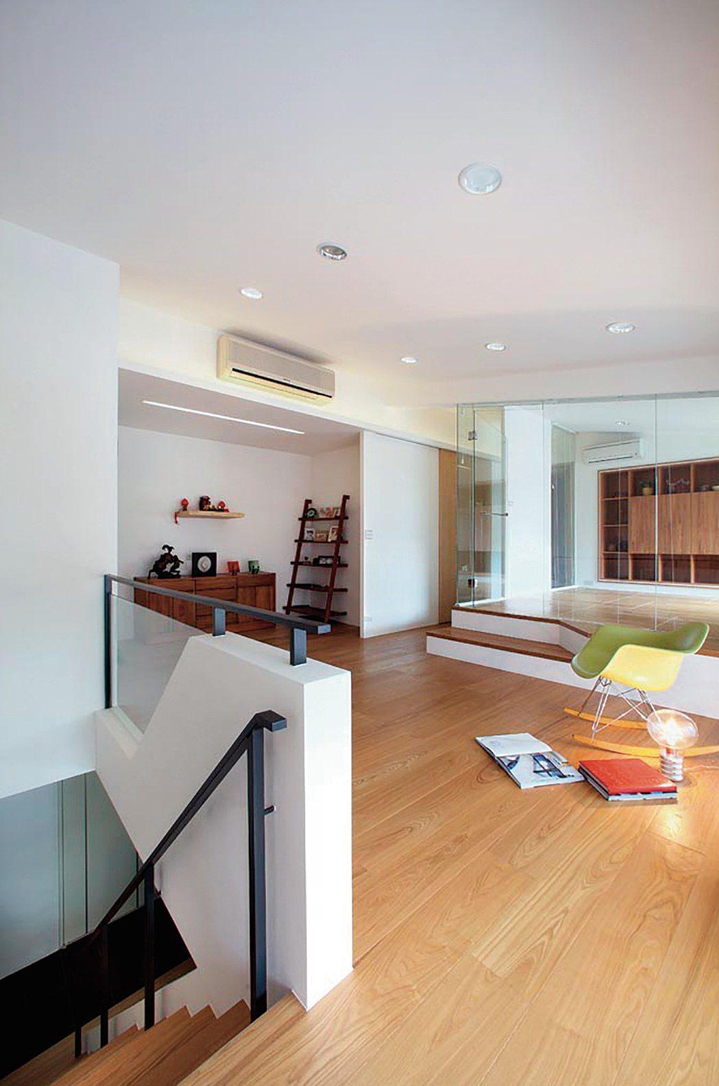 客戶的感受與工作品質很重要,在家另闢工作空間,要留意外界干擾噪音是否太多。 圖/...