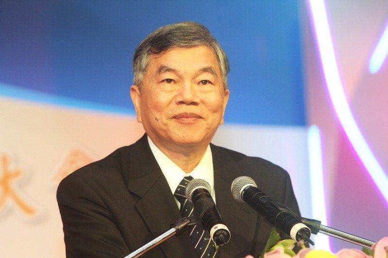 新任行政院副院長沈榮津。圖/報系資料照
