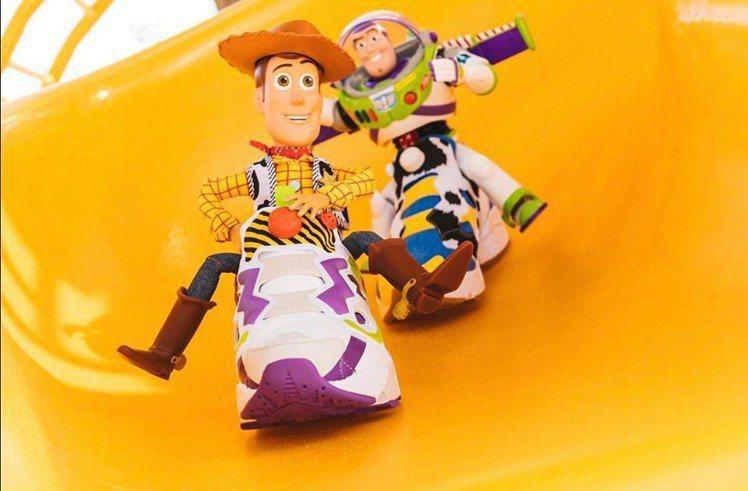 原本僅是慶祝「玩具總動員4」電影上映,當初並沒有販售計畫的Reebok聯名鞋,現...