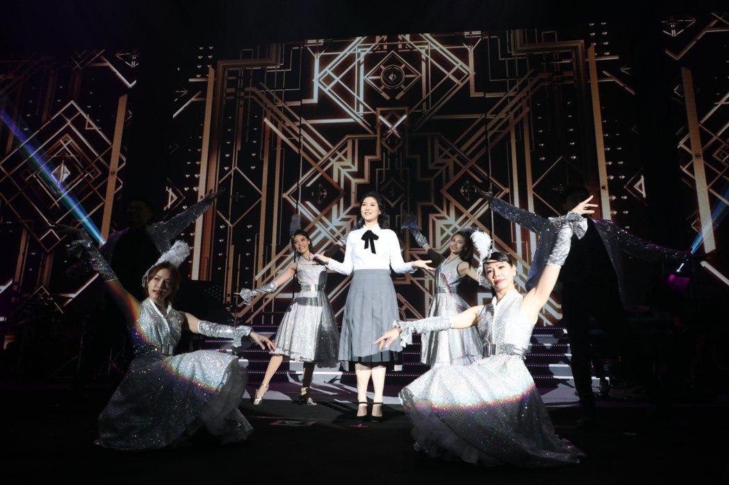 曹雅雯今晚開唱,為防疫解封後首場大型室內演唱會。圖/寶吉祥提供