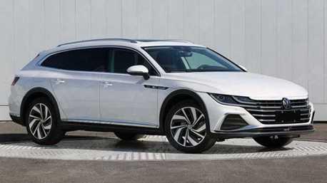 2021 Volkswagen Arteon旅行車款 中國版本亮相!