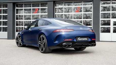 800匹馬力的Mercedes-AMG GT 63哪裡買?去找G-Power就對了!