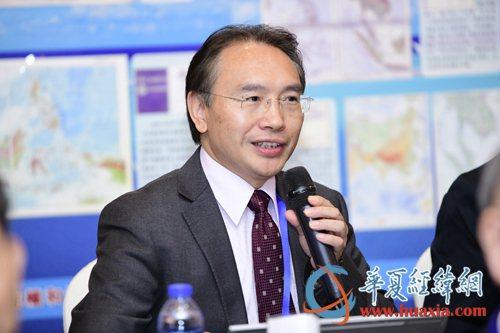 廈門大學台灣研究中心副主任唐永紅。華夏經緯網