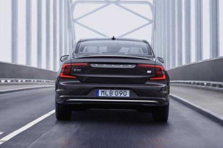 Volvo這次玩真的 全車系極速皆強制設定在180km/h!