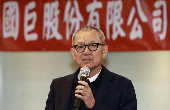 國巨董事長陳泰銘。  記者黃義書╱攝影