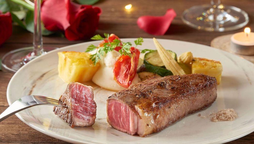 慕軒飯店GUSTOSO 義式經典套餐。  慕軒飯店 提供