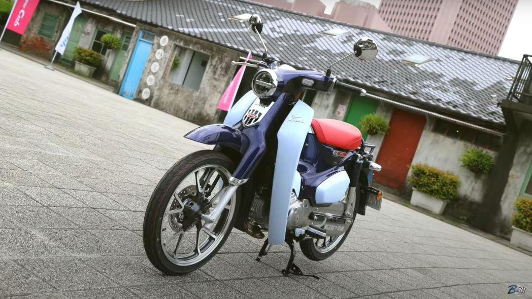 影/一億人的選擇!Honda Super Cub C125媒體試駕會