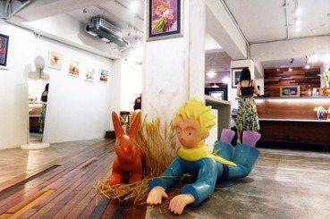 找回心中的小王子——「Steven Choi的秘密花園」觀展隨想