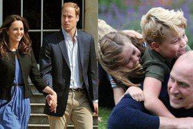 凱特、威廉曬溫馨親子照慶父親節!凱特王妃兒時嫩照萌翻,果然是天生美人