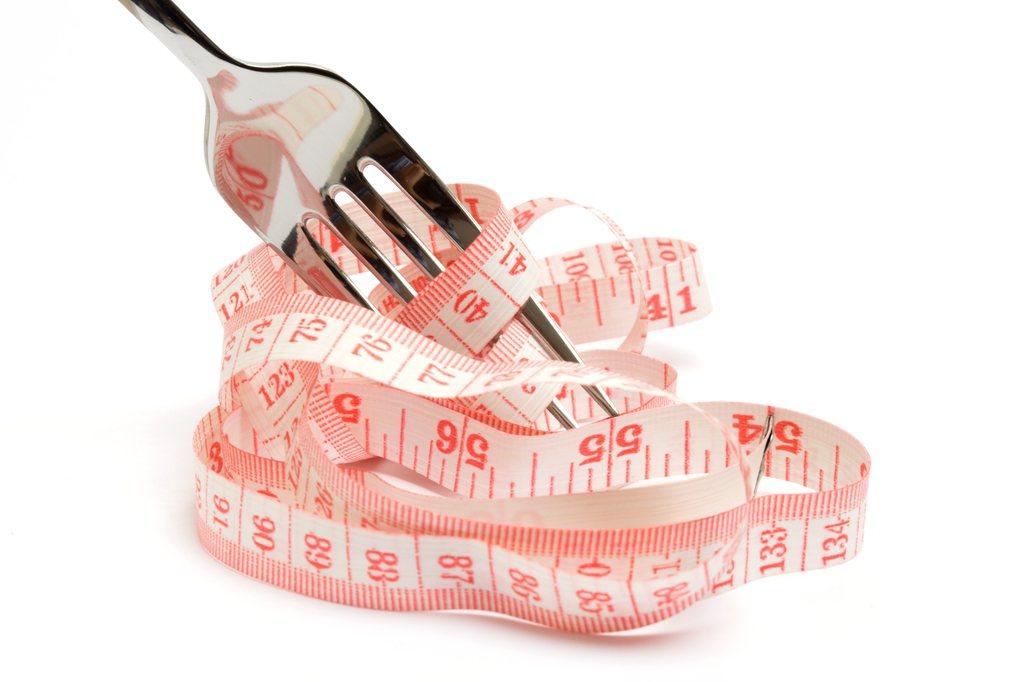 減肥是一件需要長時間去證明的一個事情。圖/ingimage
