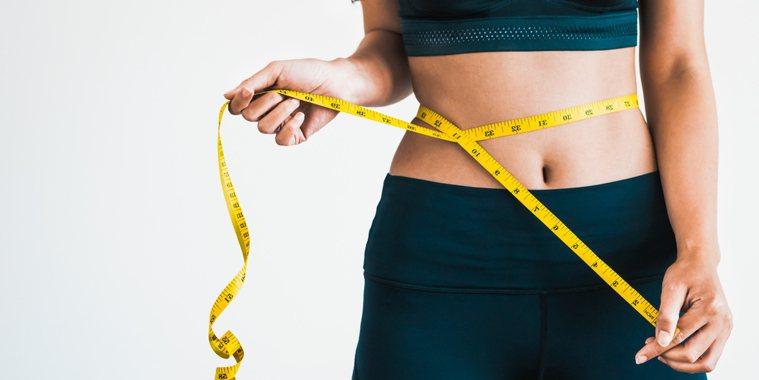 要將身上的肥肉減掉,最有效方法是「增加肌肉、減少脂肪」。圖/ingimage