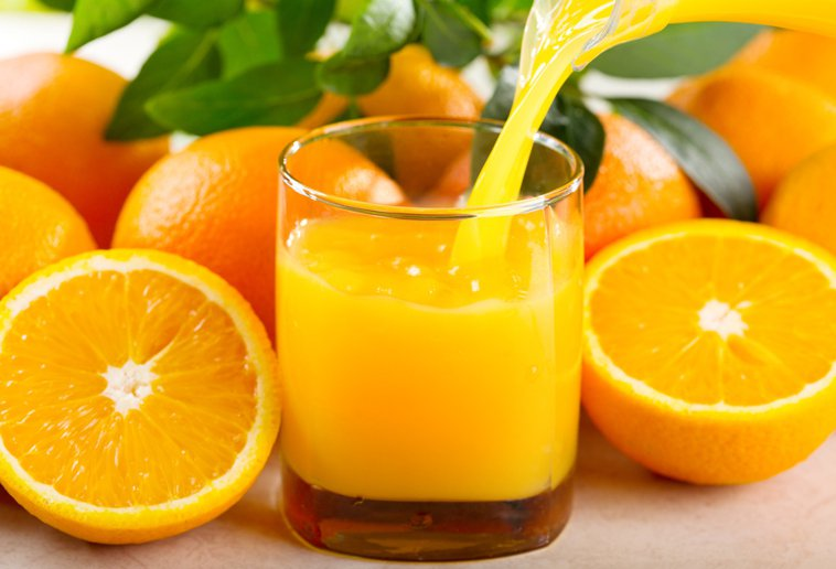 每天都要喝柳橙汁的人,殊不知只要減掉這個習慣,一年就可以減下10公斤。圖/ing...
