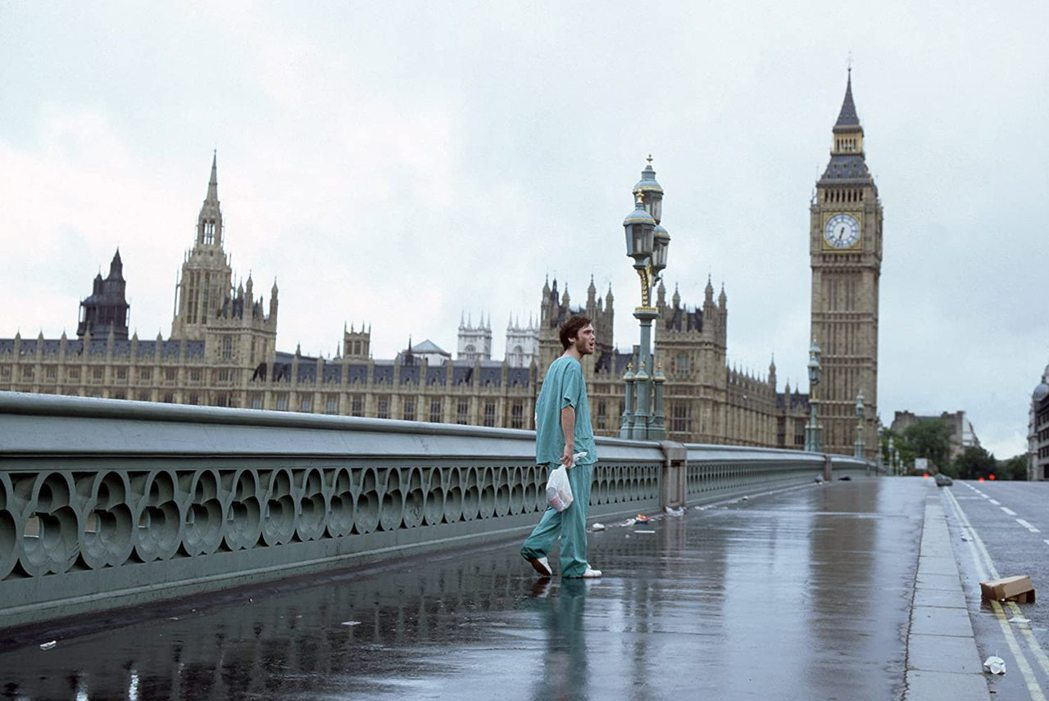 《28天毀滅倒數》讓人看見倫敦這座老城的超現實本質。 圖/摘自網路