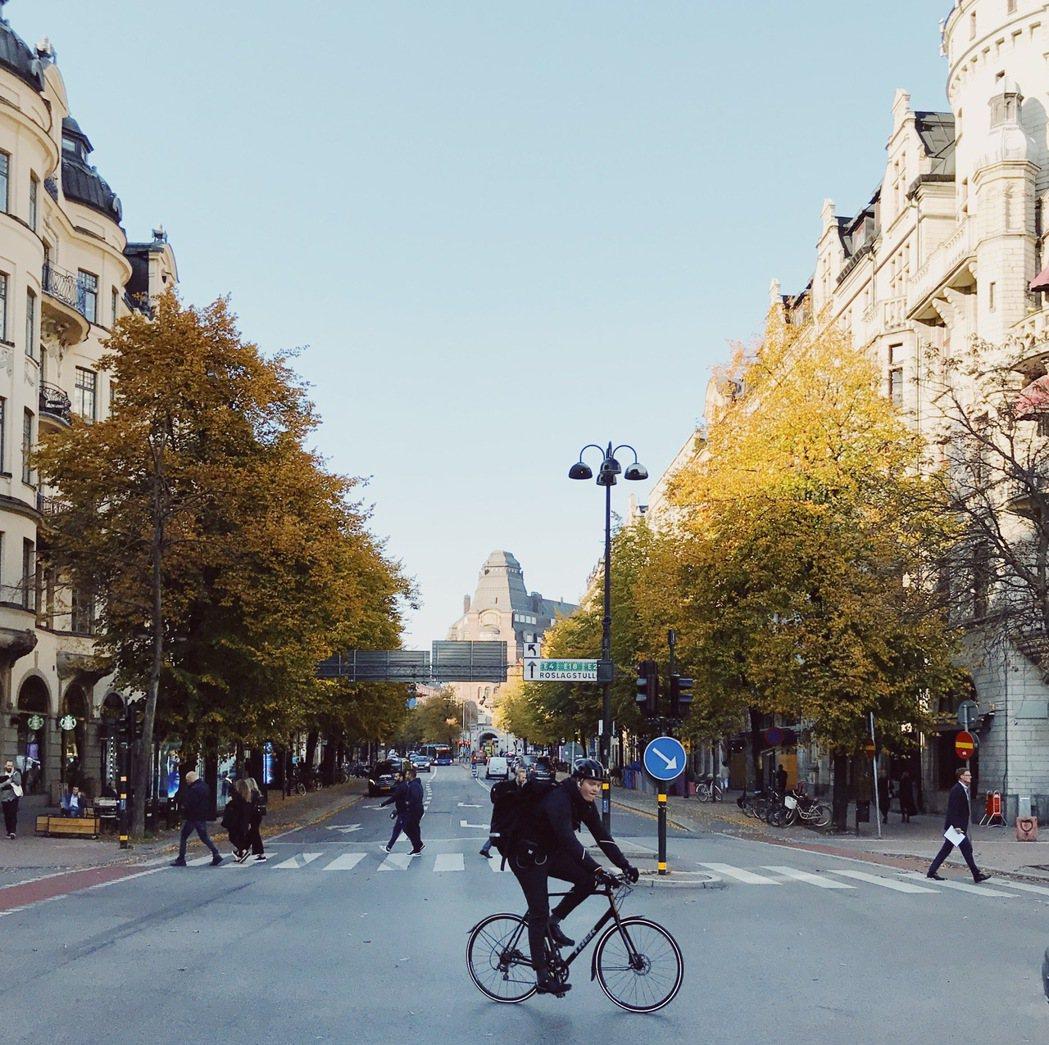 斯德哥爾摩充滿各種讓我心跳加速的博物館、咖啡店、選物店等特色選項。 圖/dato...