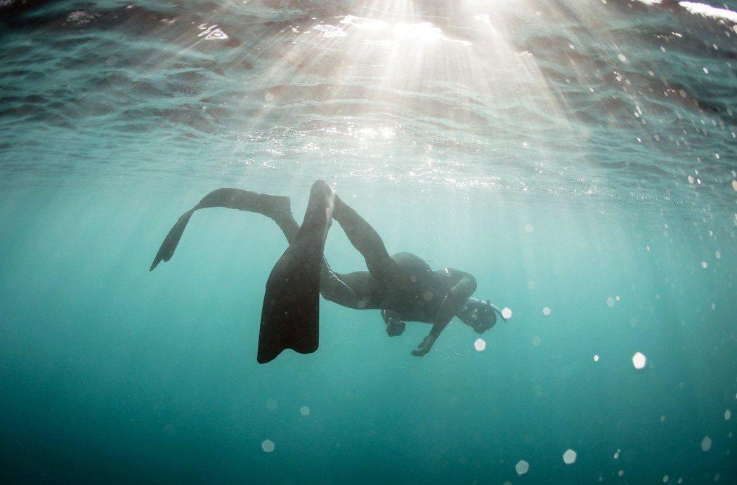 不會游泳也可以學自由潛水?真的是這樣嗎? 圖/歐新社