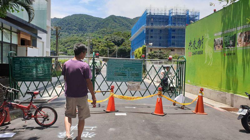 三圓建設經理曾紘玟表示,回填工程技術成熟、也有專業人員監測、檢核。記者胡瑞玲/攝影