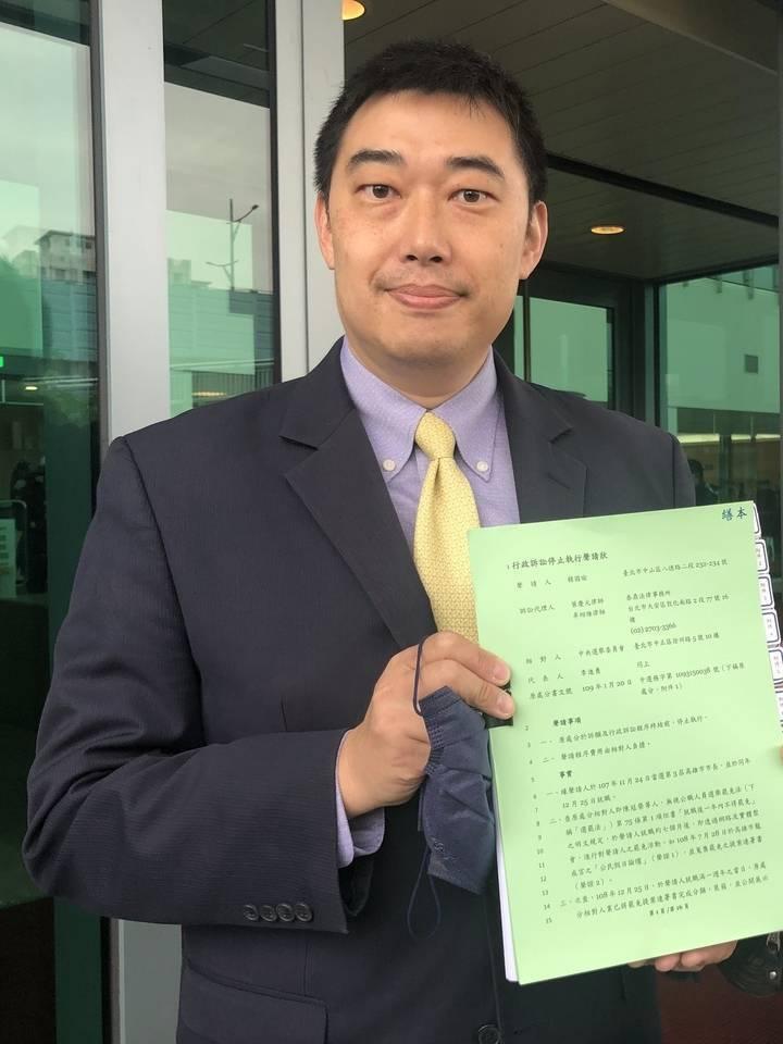 國民黨考紀會主委葉慶元。本報資料照片