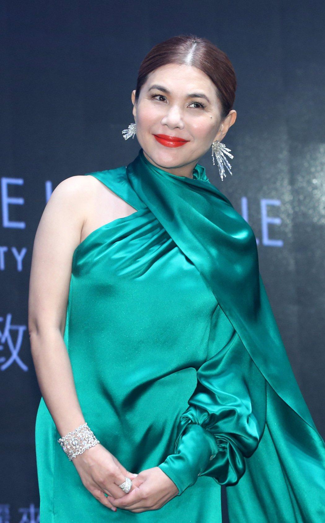 張清芳過去曾是「歌壇東方不敗」。本報資料照片