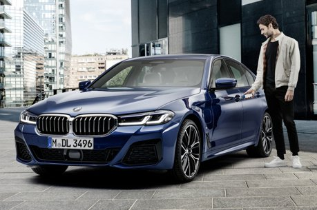 Apple推出Carkey車輛解鎖功能 小改款BMW 5 Series率先搭載!