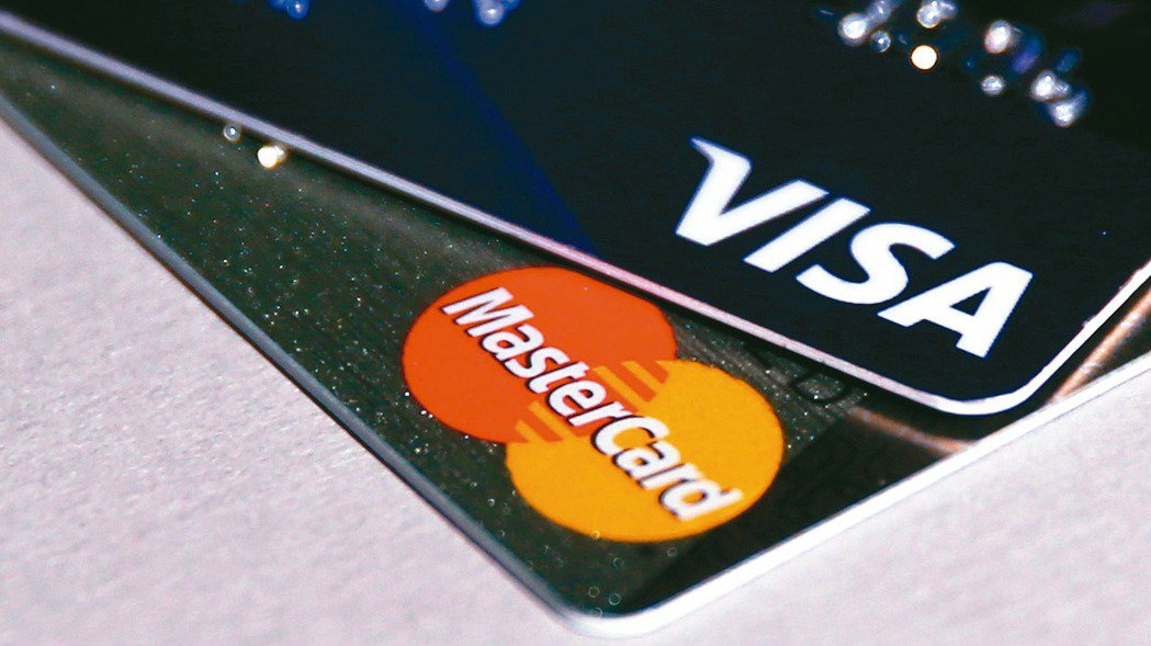 信用卡示意圖。 路透