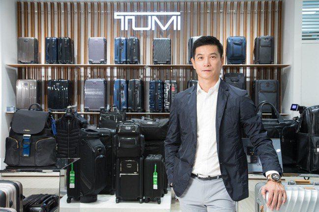 打扮入時Alan代理了不少品牌,包括行TUMI、運動品牌Columbia以及潮牌...