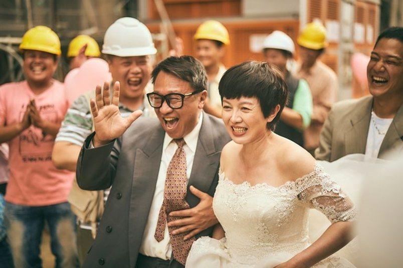 工人階級男女在愛情中的互動,通常要求女性為了成就「家庭」而做出更多退讓。 圖/大慕影藝