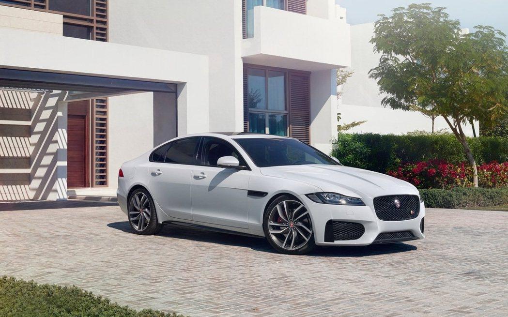 XE、XF將會被市場淘汰嗎? 摘自Jaguar
