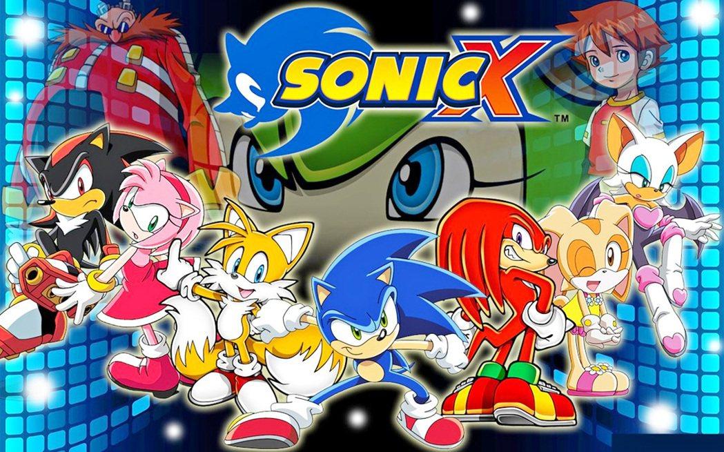 2003 年推出的動畫《音速小子X》算是許多人以前的回憶之一,總共播出三季。