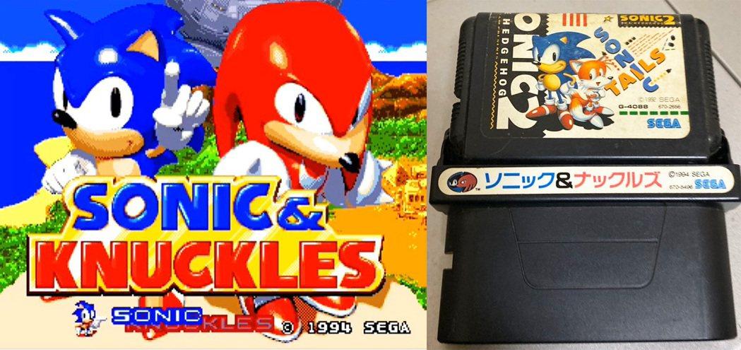 1994 年在 Mega Drive 上推出《音速小子與納克魯斯》,是納克魯斯初...